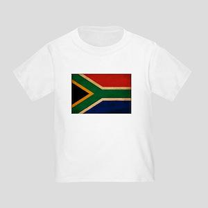 South Africa Flag Toddler T-Shirt
