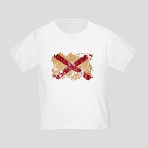 Alabama Flag Toddler T-Shirt