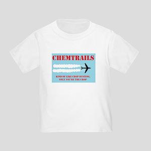 2-chemtrails 3 T-Shirt
