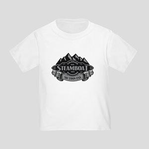 Steamboat Mountain Emblem Toddler T-Shirt