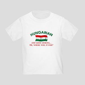 Good Lkg Hungarian 2 Toddler T-Shirt