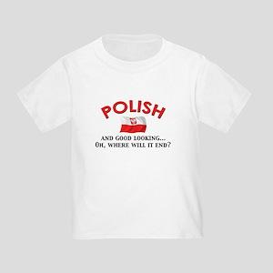 Good Lkg Polish 2 Toddler T-Shirt