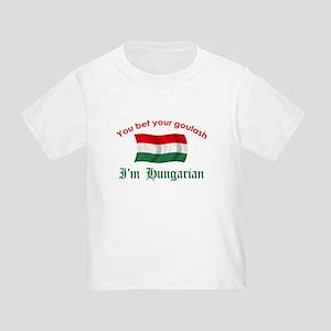 Hungarian Goulash 2 Toddler T-Shirt