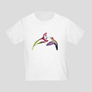 Hummingbird in flight Toddler T-Shirt
