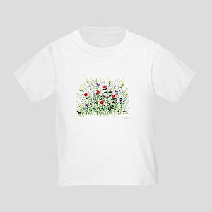 Field of Flowers Toddler T-Shirt