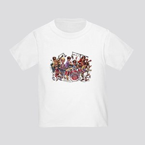 Cowsill 1960s Cartoon Toddler T-Shirt