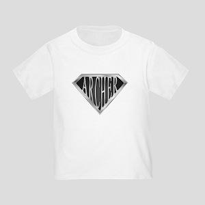 SuperArcher(metal) Toddler T-Shirt