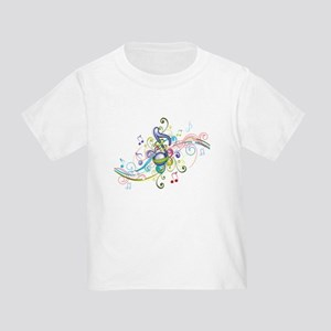 Music in the air Toddler T-Shirt