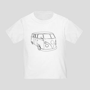 70s Van Toddler T-Shirt