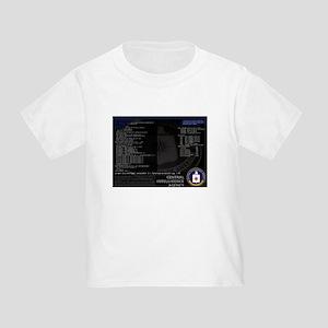 cia unix Toddler T-Shirt
