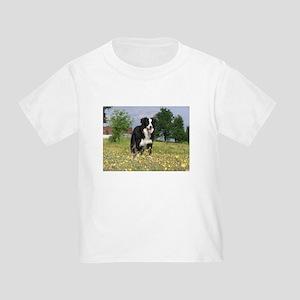 full 3 border collie T-Shirt