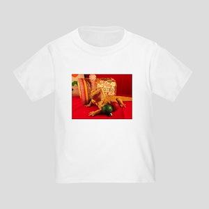Christmas Lizard T-Shirt