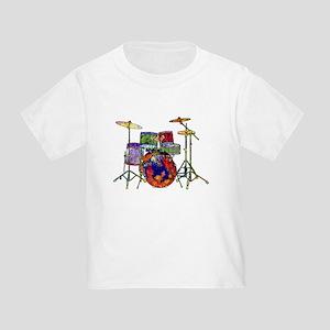 Wild Drums Toddler T-Shirt