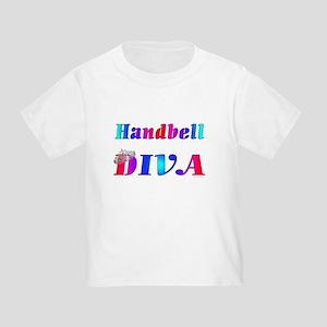 Handbell Diva Toddler T-Shirt