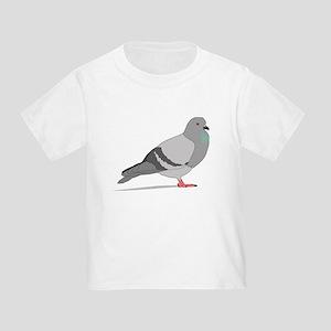 Cartoon Pigeon T-Shirt