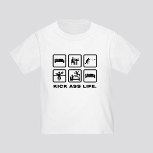 Paper Airplane Toddler T-Shirt