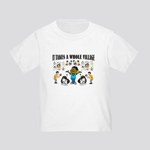 Childrearing Black children Toddler T-Shirt