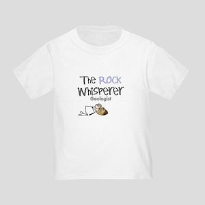 The rock whisperer Geologist T-Shirt