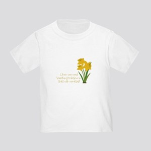 Something To Believe T-Shirt
