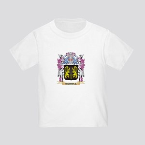 Carroll Coat of Arms (Family Crest) T-Shirt