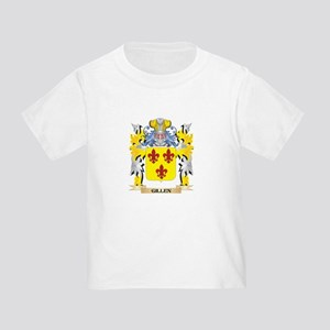 Gillen Coat of Arms - Family Crest T-Shirt