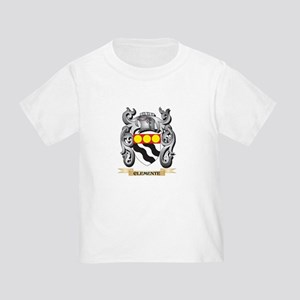 Clemente Family Crest - Clemente Coat of A T-Shirt