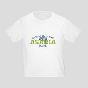 Acadia National Park Maine Toddler T-Shirt