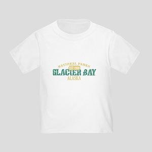 Glacier Bay National Park AK Toddler T-Shirt