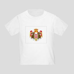 Monaco Toddler T-Shirt