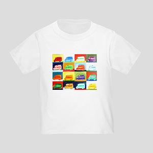 westy squares T-Shirt