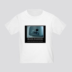 Infection Control Humor 01 Toddler T-Shirt