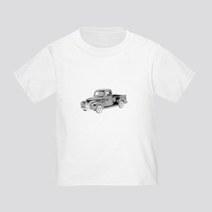 Ford Pickup 1940 -colored Toddler T-Shirt