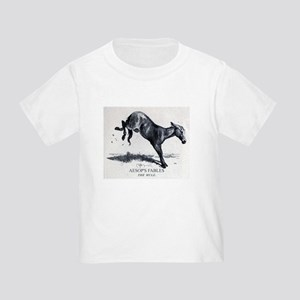 Harrison Weir - The Mule - Aesop - 1867 Toddler T-