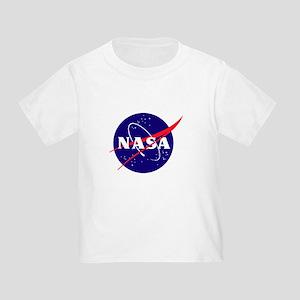 NASA Meatball Logo Toddler T-Shirt