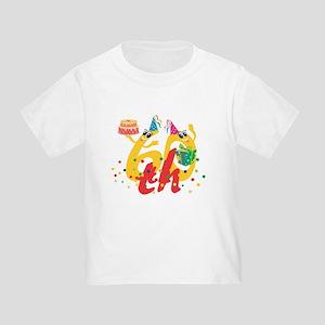 60th Birthday Toddler T-Shirt