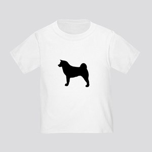 akita silhouette T-Shirt