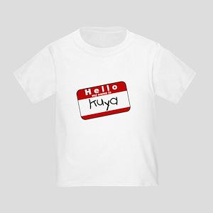 Kuya Toddler T-Shirt