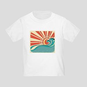 wave at dawn T-Shirt
