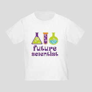 future scientist testtubes T-Shirt