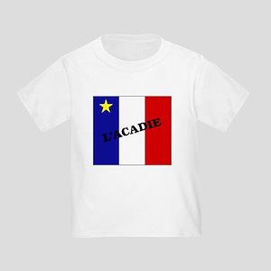 L'Acadie Toddler T-Shirt