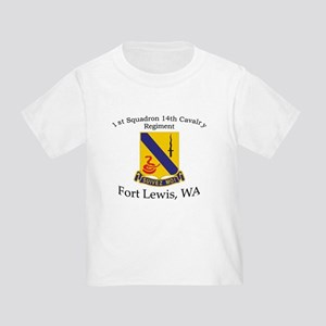 1st Squadron 14th Cavalry Toddler T-Shirt