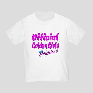 Official Golden Girls Addict T-Shirt