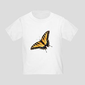 Tiger Swallowtail Butterfly Toddler T-Shirt