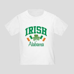 IRISH ALABAMA Toddler T-Shirt