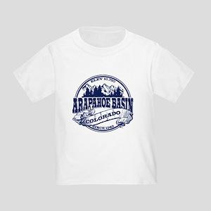 A-Basin Old Circle Blue Toddler T-Shirt