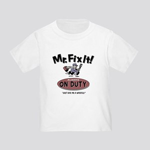 On Duty Toddler T-Shirt