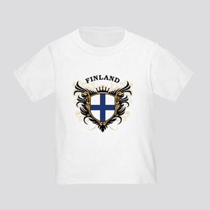 Finland Toddler T-Shirt