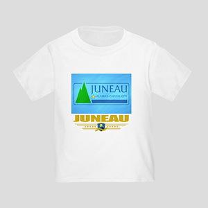 Juneau Pride Toddler T-Shirt