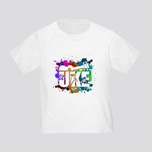 Color Me Uke! Toddler T-Shirt