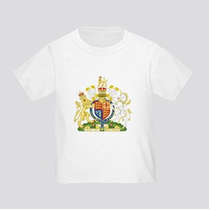 United Kingdom Coat Of Arms Toddler T-Shirt